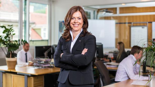 Iris Filzwieser neue Präsidentin der Austrian Cooperative Research