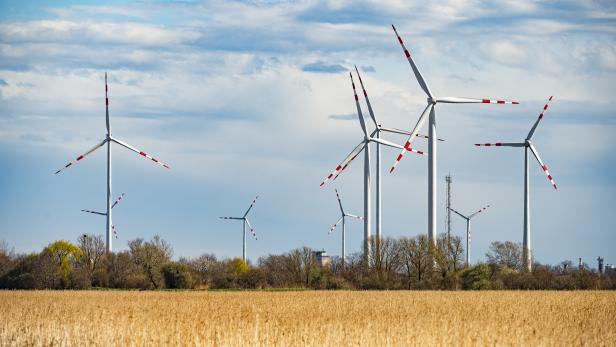 Windpark Obersiebenbrunn