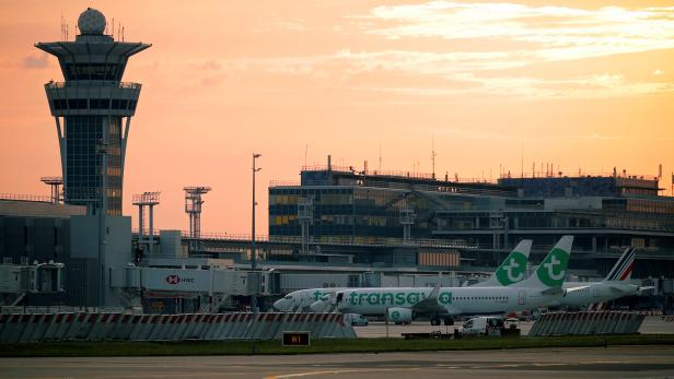Paris Orly Airport resumes duty after a 3-month break due the coronavirus lockdown