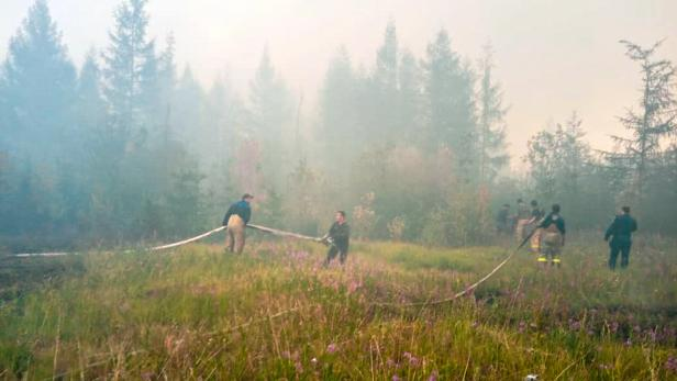 RUSSIA-FIRE-CLIMATE-DISASTER