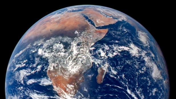 SPACE-US-ENVIRONMENT-EARTH DAY