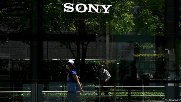 Sony-Headquarter in Tokio
