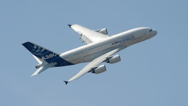 FILES-FRANCE-TRANSPORT-AIR FRANCE-A380