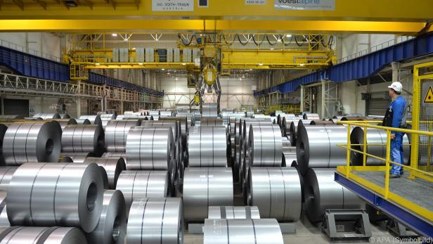 """Österreichs Industrie habe """"die Rezession mittlerweile klar überwunden"""""""
