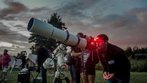 FILES-FRANCE-SCIENCE-NATURE-ASTRONOMY