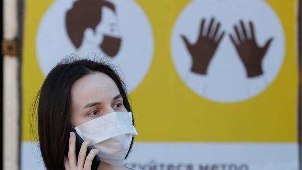 Coronavirus situation in Ukraine