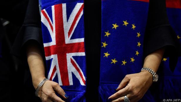 Großbritannien scheidet Ende des Jahres aus dem EU-Binnenmarkt aus