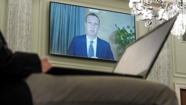 Tech CEOs testify at U.S. Senate hearing about internet regulation