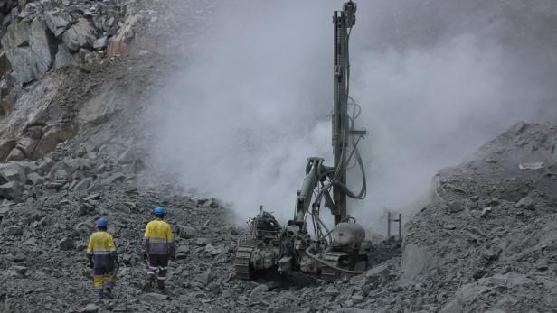 Lithium processing in Zimbabwe