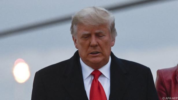 Trump setzt zum Amtsende auf Hinrichtungen