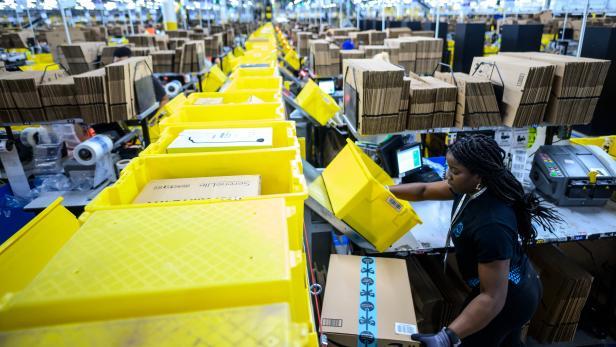 Amazon bittet um Impf-Priorität für seine Mitarbeiter