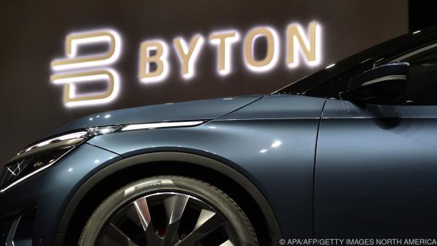 Ein nModell von Byton