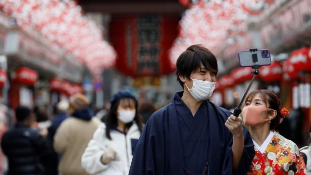 Coronavirus disease (COVID-19) outbreak in Tokyo