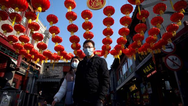 TOPSHOT-China-Lunar-New Year