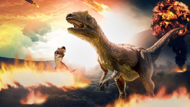 dinosaur extinction day