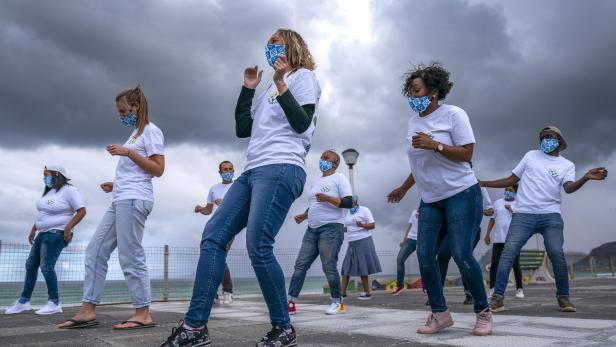 Viral dance sensation 'Jerusalema'
