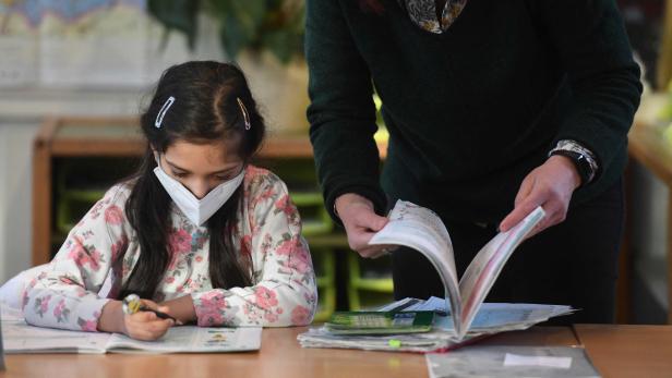 GERMANY-HEALTH-VIRUS-SCHOOL-education-pandemic