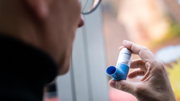Lungenkrankheit Asthma