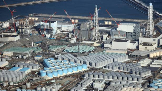 Japan to release treated water containing tritium from the crippled Fukushima Daiichi Nuclear Power Plant