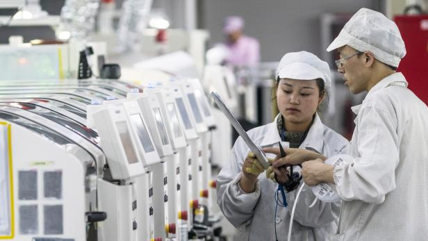 Foxconn may extend the closure of their plants amid ongoing Covid-19 coronavirus epidemic