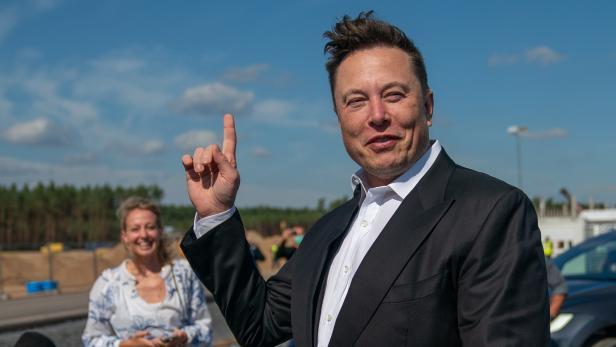 Elon Musk becomes world richest person