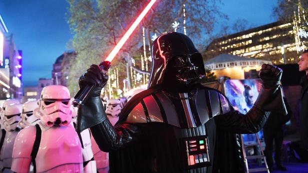 Star Wars: The Rise of Skywalker European Premiere