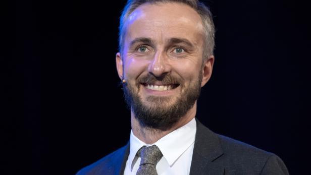 Jan Böhmermann wird 40