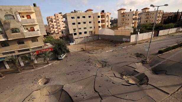 GAZA CITY, PALESTINIAN TERRITORIES