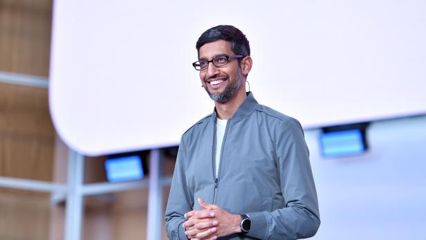 Google-CEO Sundar Pichai