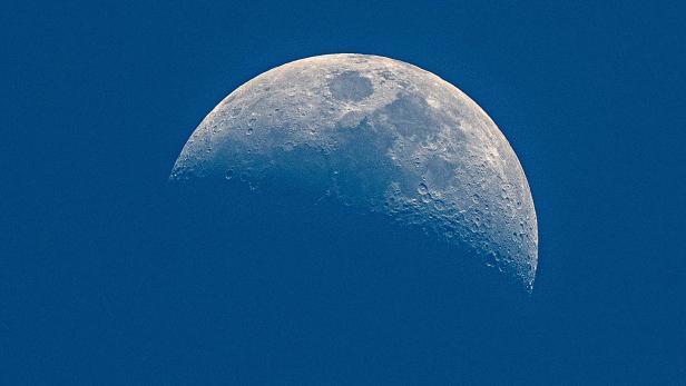 PANAMA-ASTRONOMY-MOON