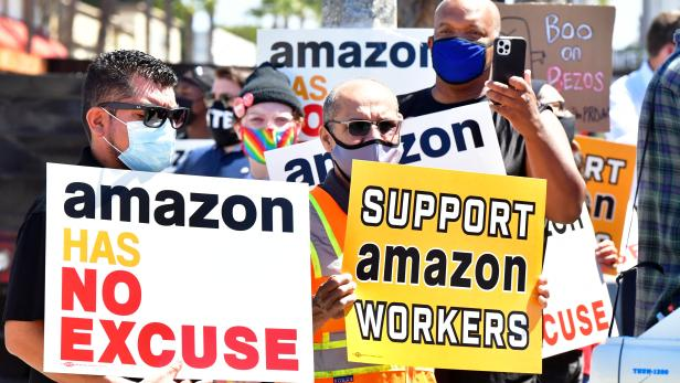 US-BUSINESS-RIGHTS-AMAZON