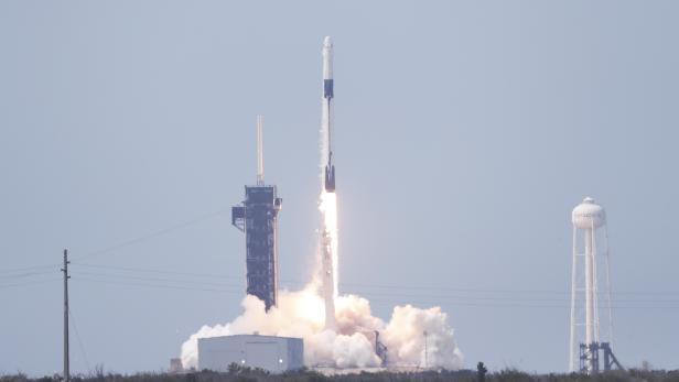 Falcon 9 Raketenstart