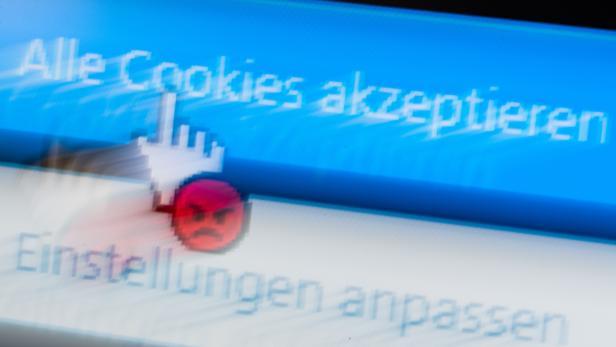 Beschwerdewelle gegen Cookie-Banner gestartet