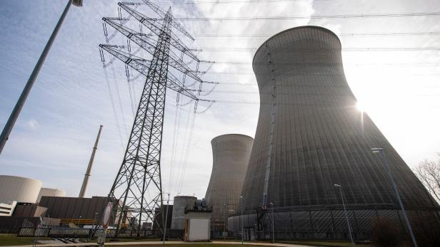 GERMANY-ENERGY-ENVIRONMENT-NUCLEAR-PLANT