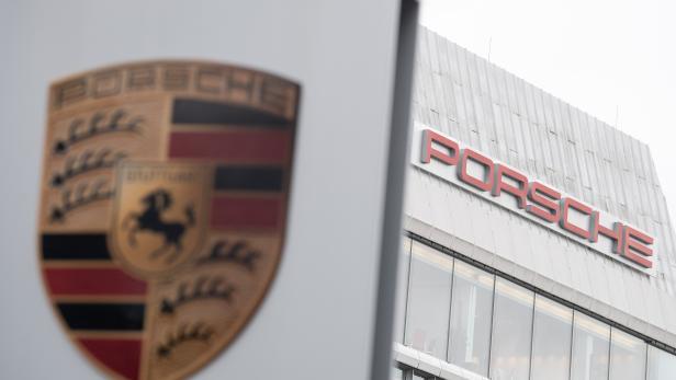Porsche AG - Jahreszahlen