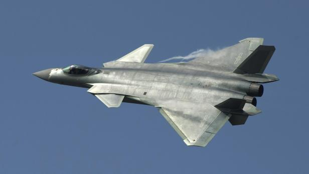 J-20 stealth aircraft developed by China has been placed into combat service.