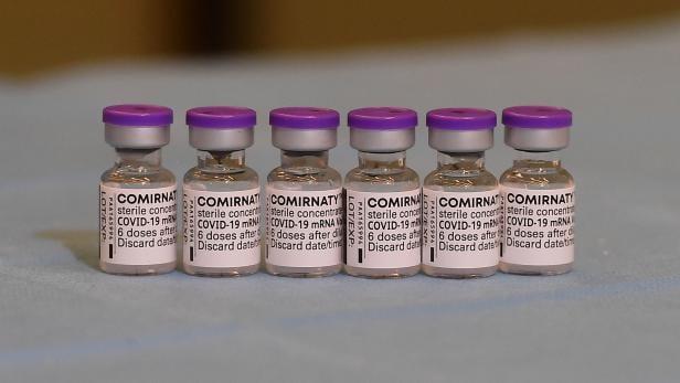 Vaccination hub in Genoa