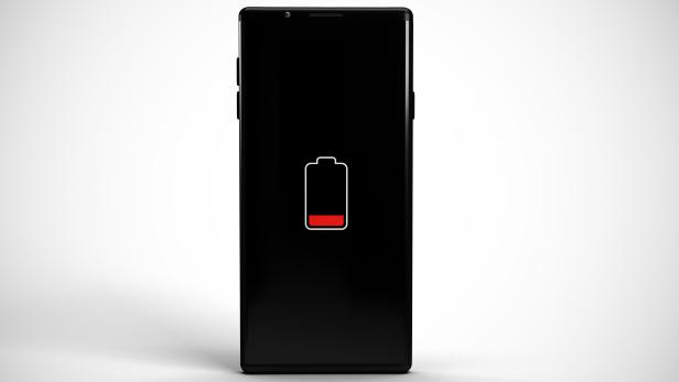 Smartphone Mobile phone Empty Battery Charge
