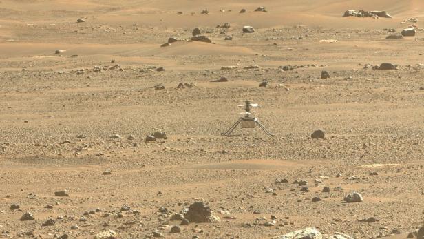 US-SPACE-MARS-INGENUITY
