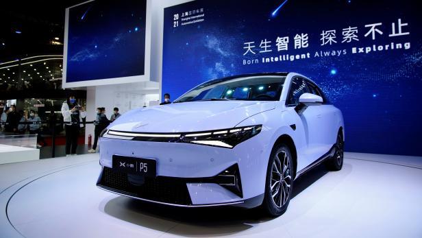 Xpeng P5 Elektroauto