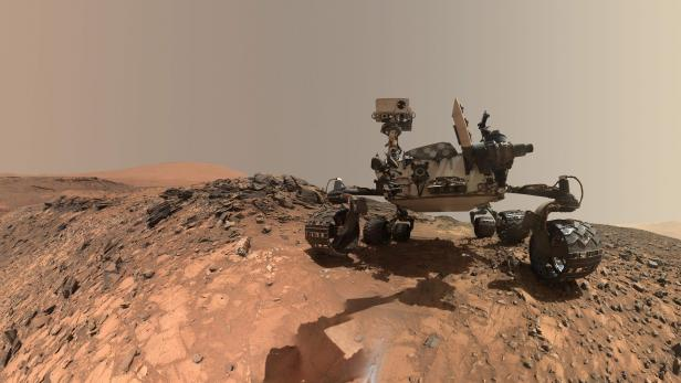 SPACE-US-MARS-ROVER