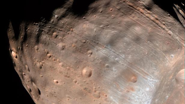 Mars-Mond Phobos
