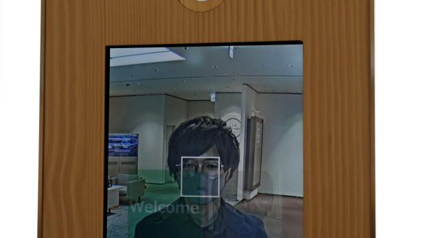 Japan's NEC Corp launches a facial recognition system that identifies people even when they are wearing masks amid the coronavirus disease (COVID-19) outbreak