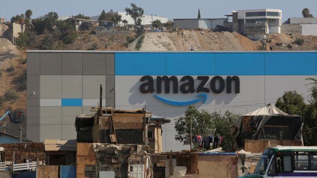 New Amazon fulfillment center in Tijuana