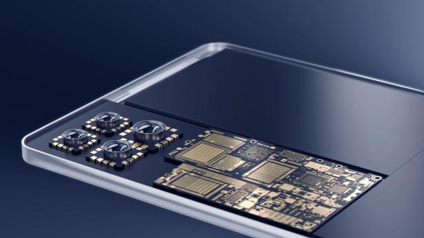 AT&S Leiterplatten stecken in vielen Smartphones