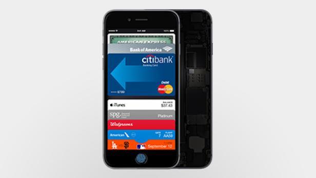 NFC-Chip des iPhone 6 nur für Apple Pay zu gebrauchen
