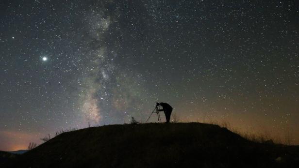 TOPSHOT-TURKEY-ASTRONOMY