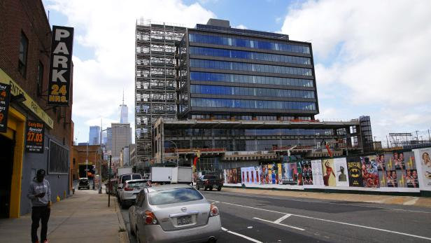 US-GOOGLE-TO-PURCHASE-OFFICE-BUILDING-IN-NEW-YORK-CITY-FOR-2.1-B