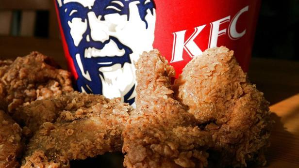 Fast Food Kette Kfc Verkauft In China Smartphones Futurezone