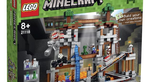 Lego Minecraft Im Quiz Gewinnen Futurezoneat - Minecraft quiz spiel
